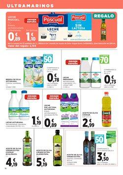 Ofertas de Aceite de oliva  en el folleto de El Corte Inglés en Granollers