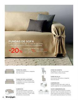 Ofertas de Sofás  en el folleto de El Corte Inglés en León