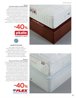 Ofertas de Pikolin  en el folleto de El Corte Inglés en Barcelona