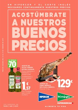 Ofertas de El Corte Inglés  en el folleto de Las Palmas de Gran Canaria