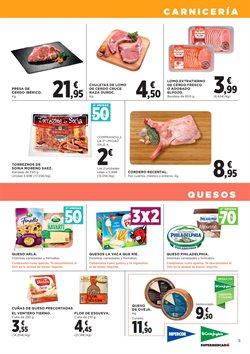 Ofertas de Carne de cerdo  en el folleto de El Corte Inglés en El Ejido