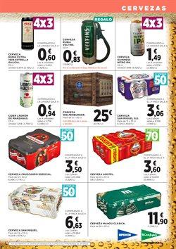 Ofertas de Cerveza especial  en el folleto de El Corte Inglés en San Cristobal de la Laguna (Tenerife)