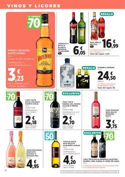 Ofertas de Vino blanco  en el folleto de El Corte Inglés en San Sebastián de los Reyes