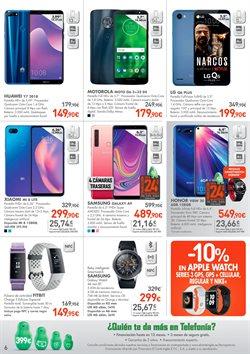 Ofertas de Iphone 7  en el folleto de El Corte Inglés en León