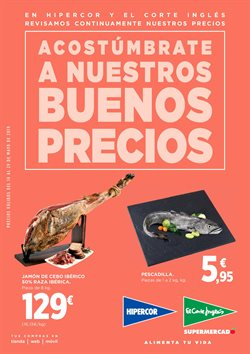 Ofertas de El Corte Inglés  en el folleto de Cartagena