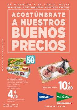 Ofertas de El Corte Inglés  en el folleto de Mijas