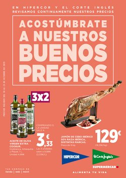 Ofertas de El Corte Inglés  en el folleto de Santa Cruz de Tenerife