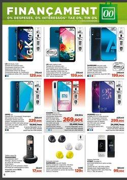 Ofertas de Smartphones LG en El Corte Inglés