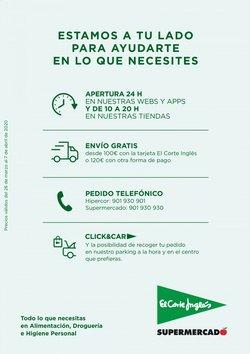 Catálogo El Corte Inglés en Prat de Llobregat ( 4 días más )
