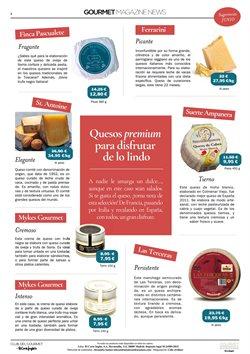 Ofertas de Brie, camembert y cremosos en El Corte Inglés