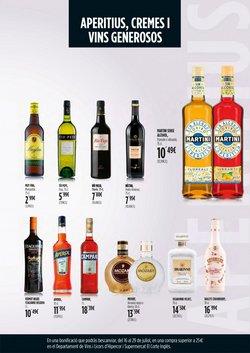Ofertas de Crema de licor en El Corte Inglés