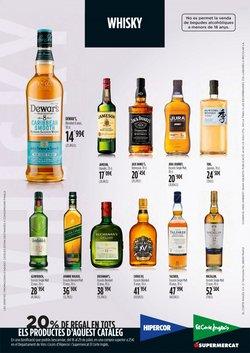 Ofertas de Whisky escocés en El Corte Inglés