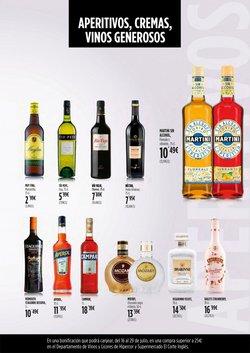 Ofertas de Vermouth en El Corte Inglés