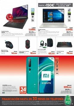 Ofertas de Smartphones Xiaomi en El Corte Inglés