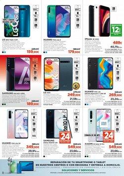 Ofertas de Smartphones Alcatel en El Corte Inglés