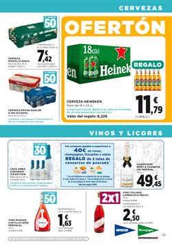 Ofertas de Cerveza sin alcohol en El Corte Inglés