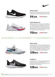 Derivar aniversario minusválido  Nike en Madrid | Catálogos y Ofertas Semanales