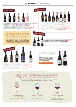 Ofertas de Vinos de España en El Corte Inglés