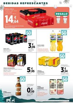 Ofertas de Coca en El Corte Inglés