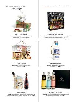 Ofertas de Cerveza de importación en El Corte Inglés