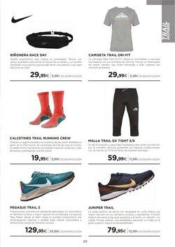 Ofertas de Nike en el catálogo de El Corte Inglés ( 10 días más)