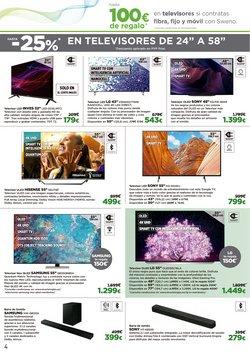 Ofertas de Sony en el catálogo de El Corte Inglés ( 10 días más)