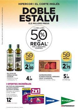 Catálogo El Corte Inglés ( 5 días más)