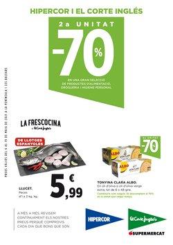 Catálogo El Corte Inglés ( 7 días más)