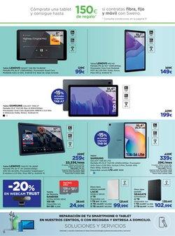 Ofertas de Samsung en el catálogo de El Corte Inglés ( 4 días más)