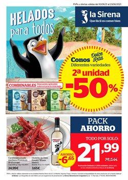 Catálogo La Sirena ( 5 días más)