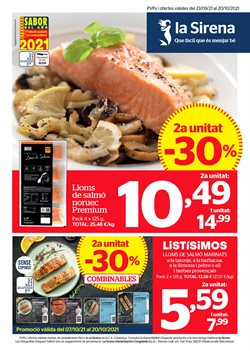 Catálogo La Sirena ( Publicado hoy)