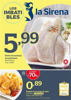 Ofertas de Hiper-Supermercados  en el folleto de La Sirena en Castellón de la Plana