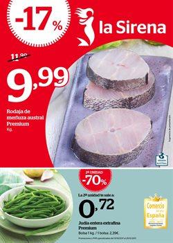 Ofertas de Hiper-Supermercados  en el folleto de La Sirena en Toledo