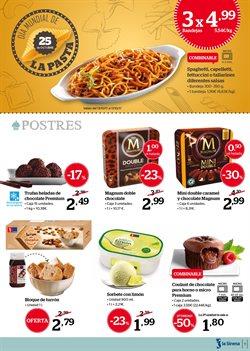 Ofertas de Chocolate  en el folleto de La Sirena en Madrid