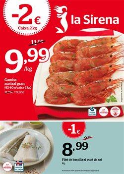 Ofertas de Hiper-Supermercados  en el folleto de La Sirena en Andorra la Vella