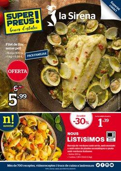 Ofertas de La Sirena  en el folleto de Barcelona