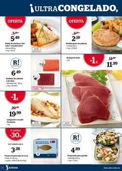 Ofertas de Hamburguesas  en el folleto de La Sirena en Madrid