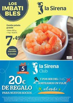 Ofertas de La Sirena  en el folleto de Madrid