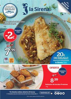 Ofertas de La Sirena  en el folleto de Leganés