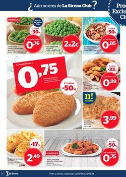 Ofertas de Pechuga de pollo  en el folleto de La Sirena en San Sebastián de los Reyes