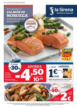 Ofertas de Hiper-Supermercados  en el folleto de La Sirena en Rivas-Vaciamadrid