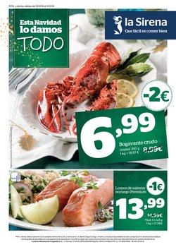 Ofertas de Hiper-Supermercados  en el folleto de La Sirena en Valdemoro