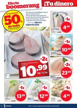 Ofertas de Filetes de halibut en La Sirena