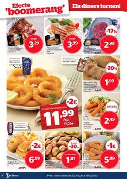 Ofertas de Nuggets de pollo en La Sirena