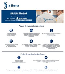 Catálogo La Sirena en Mollet del Vallès ( 4 días más )