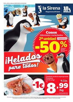 Ofertas de Hiper-Supermercados en el catálogo de La Sirena en Boadilla del Monte ( Publicado ayer )