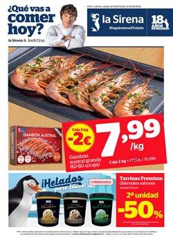 Ofertas de Hiper-Supermercados en el catálogo de La Sirena ( Más de un mes )