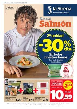 Ofertas de Hiper-Supermercados en el catálogo de La Sirena en Ibiza ( 22 días más )