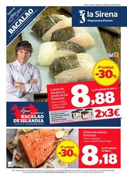 Catálogo La Sirena ( 25 días más)