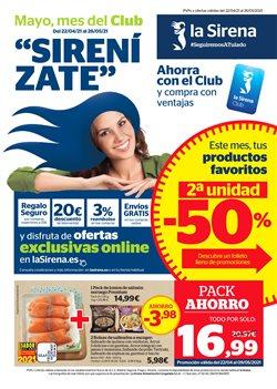 Catálogo La Sirena ( 2 días más)